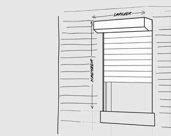 volets roulants sur mesure alu pvc. Black Bedroom Furniture Sets. Home Design Ideas